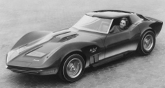picture of Chevrolet Corvette, 1965, Mako Shark II