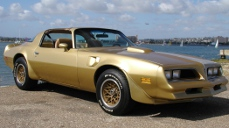 picture of Pontiac Trans-Am, 1978, gold