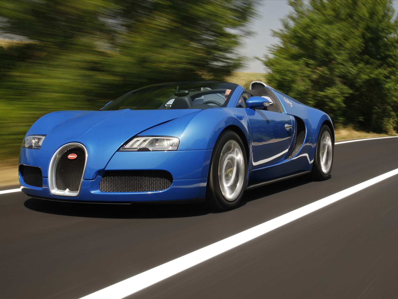 picture of Bugatti Veyron