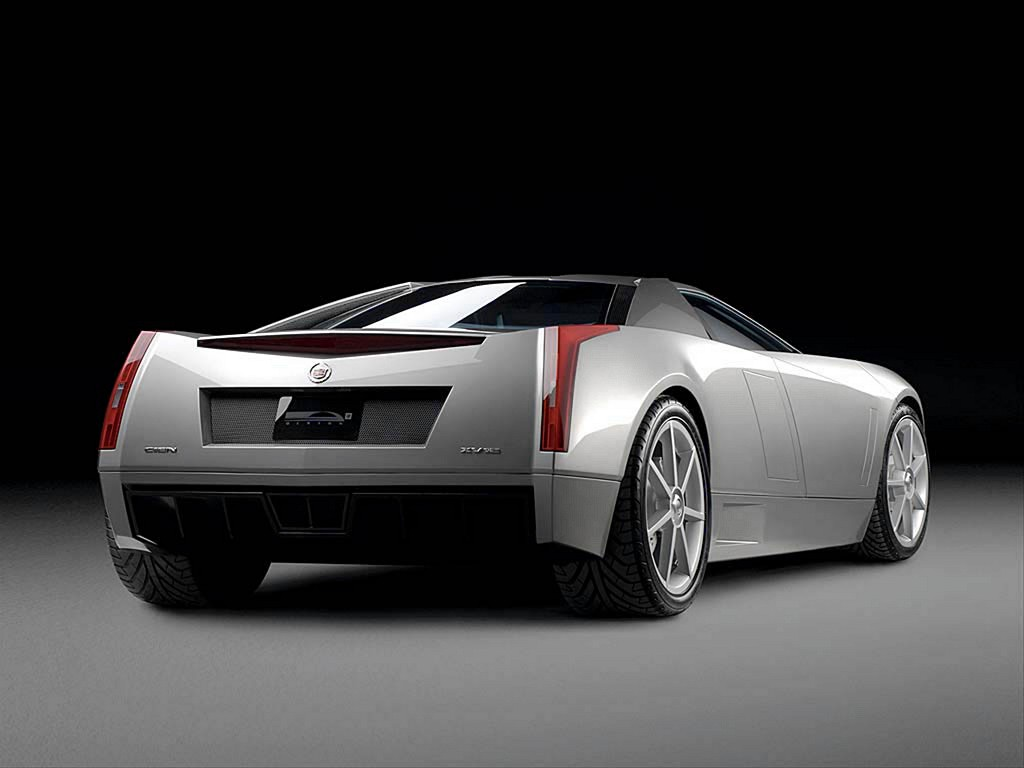 picture of Cadillac XLR, 2003, concept