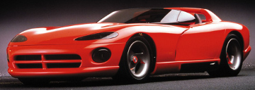 picture of Dodge Viper, 1989