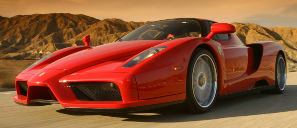 picture of Ferrari Enzo