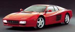 picture of Ferrari Testarossa, 1991